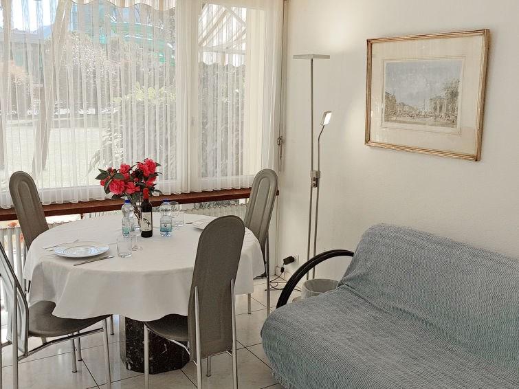 Appartement pour 2 à Locarno
