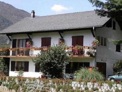 Location vacances La Bâthie -  Appartement - 6 personnes - Barbecue - Photo N° 1