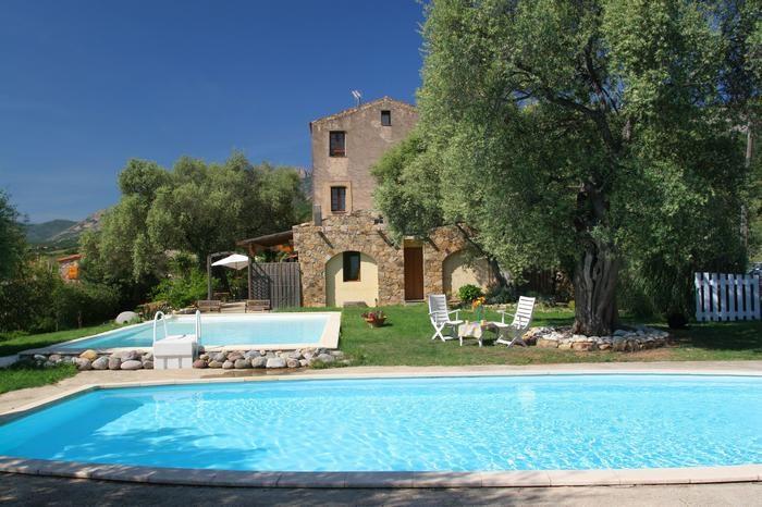 Appartement pour 4 pers. avec piscine, Calvi