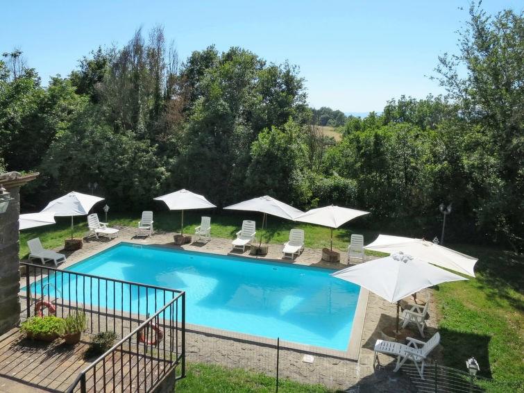 Location vacances Bolsena -  Appartement - 4 personnes -  - Photo N° 1