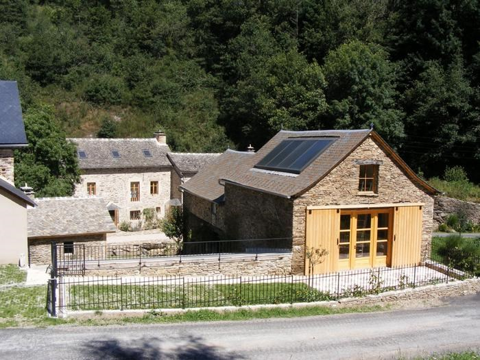 Holiday rentals Arvieu - House - 5 persons - BBQ - Photo N° 1