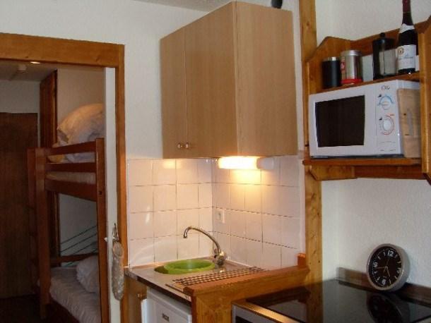 Location vacances Modane -  Appartement - 2 personnes - Lecteur DVD - Photo N° 1