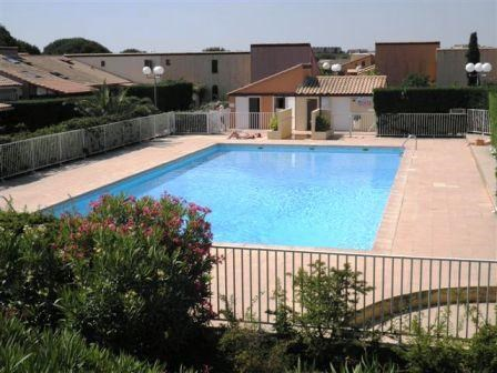 Location vacances Gruissan -  Appartement - 5 personnes - Barbecue - Photo N° 1