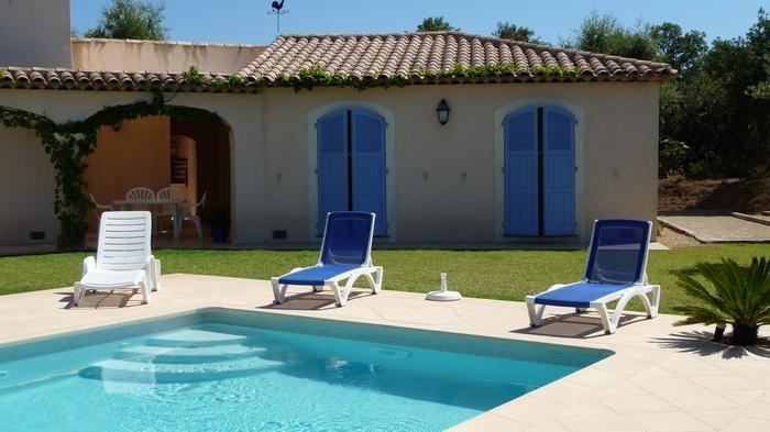 Holiday rentals La Croix-Valmer - House - 3 persons - BBQ - Photo N° 1