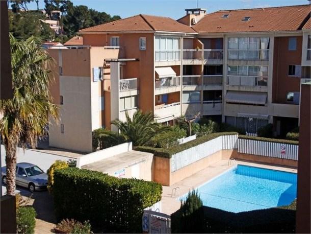 Location vacances La Seyne-sur-Mer -  Appartement - 5 personnes - Télévision - Photo N° 1
