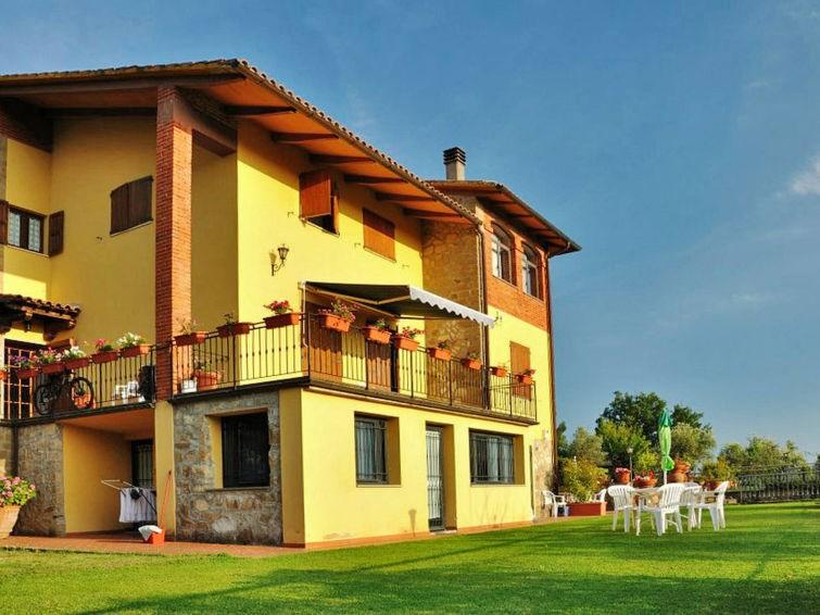 Location vacances Castelfranco Piandiscò -  Appartement - 6 personnes -  - Photo N° 1