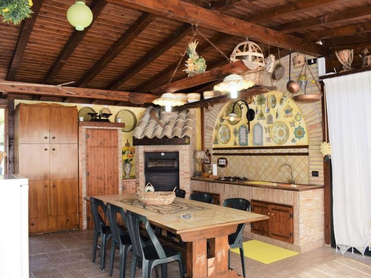 Maison pour 3 personnes à Agrigento