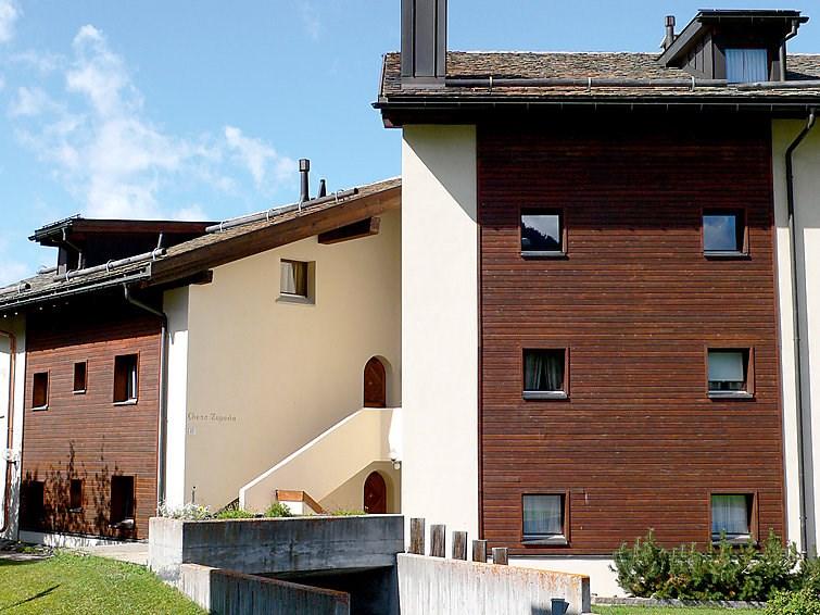 Location vacances Silvaplana -  Appartement - 4 personnes -  - Photo N° 1