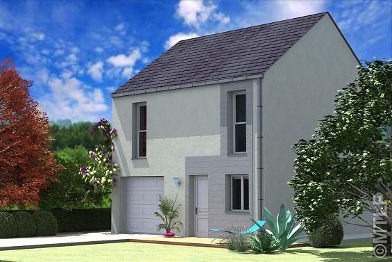 Maison  4 pièces + Terrain 358 m² Gagny par MTLF VAUJOURS