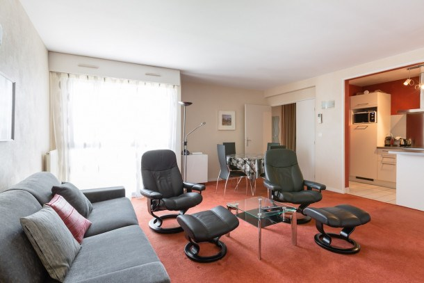Location vacances Rennes -  Appartement - 3 personnes - Ascenseur - Photo N° 1