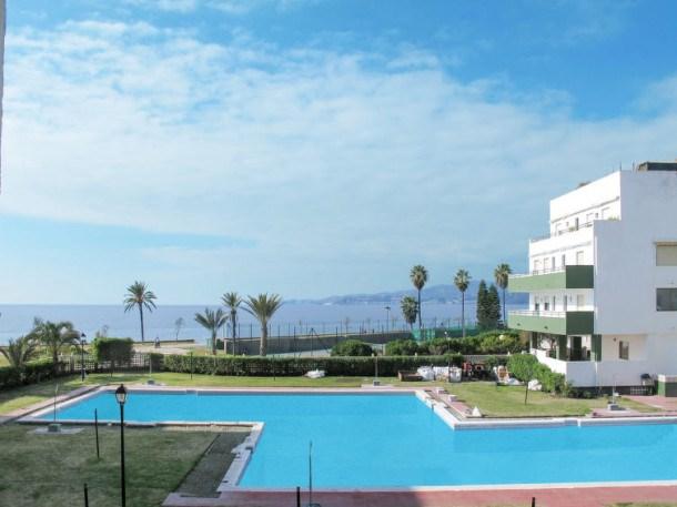 Location vacances Salobreña -  Appartement - 6 personnes - Télévision - Photo N° 1