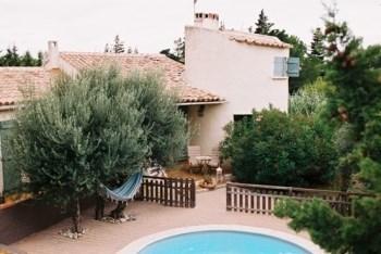 Superb house provencale close to Remoulins - Ledenon