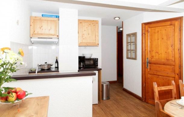 Location vacances Tignes -  Appartement - 5 personnes - Congélateur - Photo N° 1