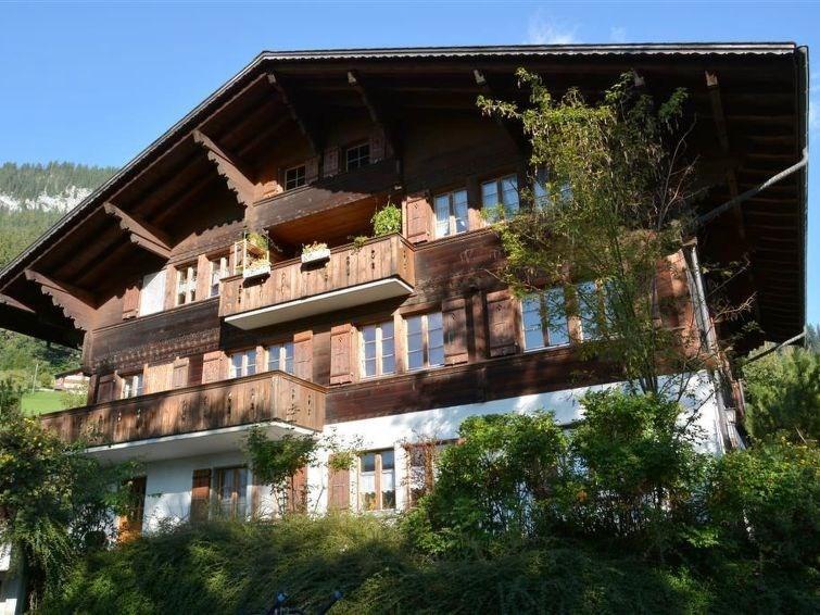 Location vacances Zweisimmen -  Appartement - 4 personnes -  - Photo N° 1