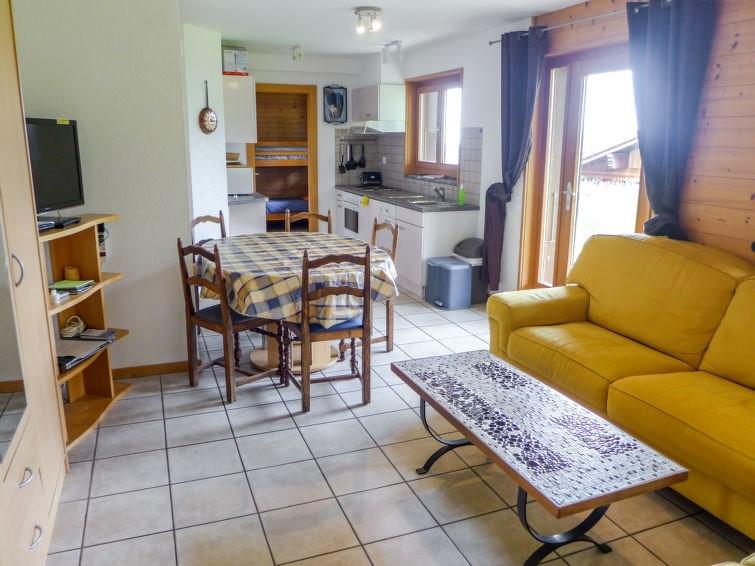 Location vacances Val-d'Illiez -  Appartement - 6 personnes -  - Photo N° 1
