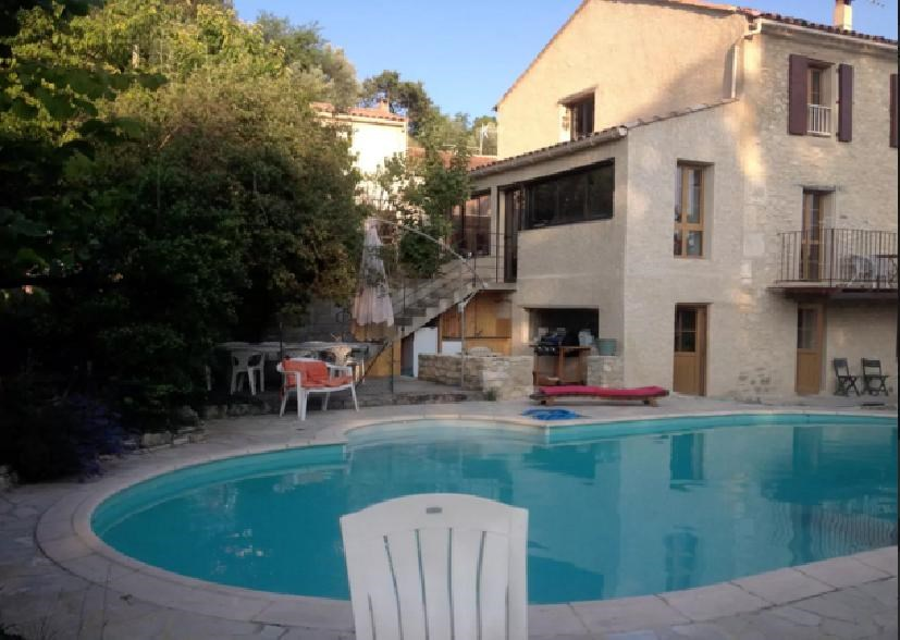 Location vacances Forcalquier -  Maison - 8 personnes - Barbecue - Photo N° 1