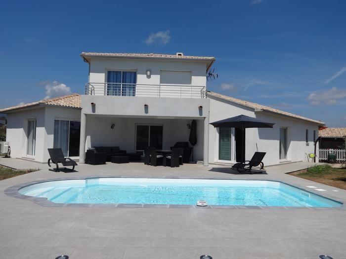 Villa pour 6 pers. avec piscine privée, Penta-di-Casinca