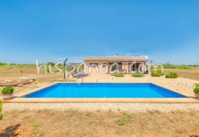 Location vacances Felanitx -  Maison - 6 personnes - Barbecue - Photo N° 1