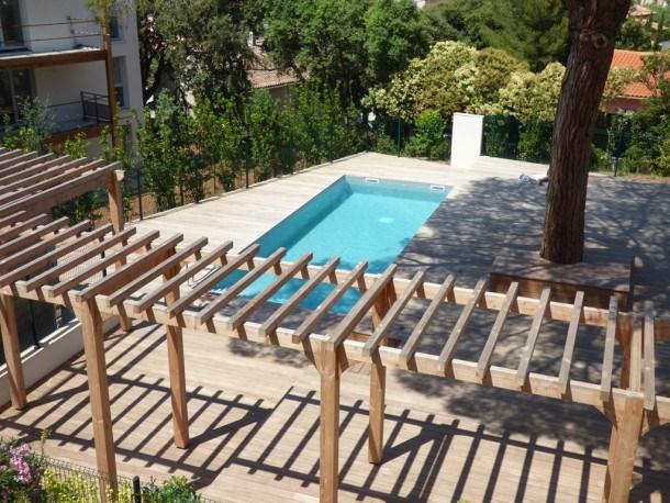 Moderne, piscine, parking privé, climatisation, 3 chambres