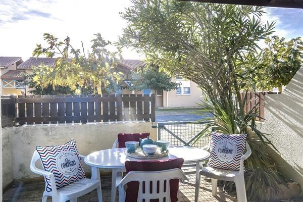 Location vacances Biscarrosse -  Maison - 5 personnes - Terrasse - Photo N° 1