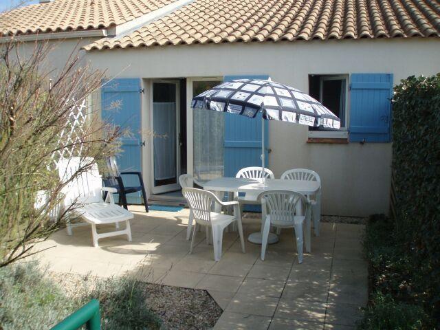 Holiday rentals Bretignolles-sur-Mer - House - 4 persons - BBQ - Photo N° 1