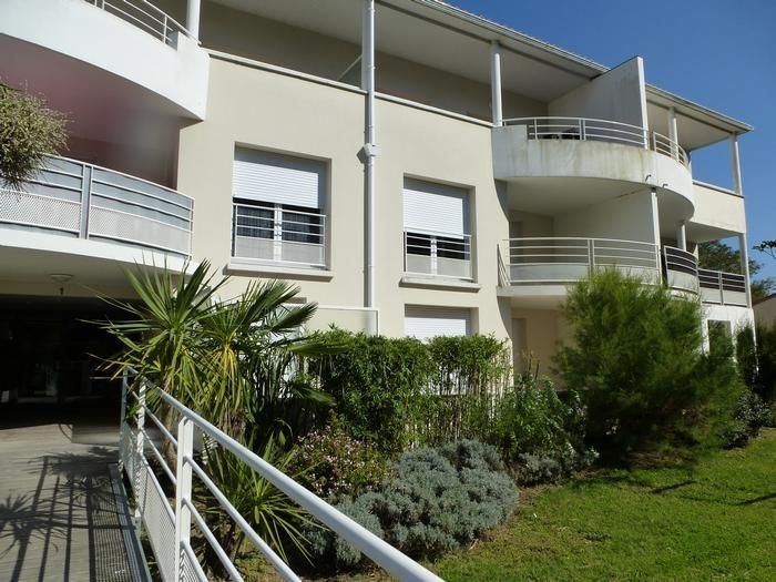 Location vacances Saint-Brevin-les-Pins -  Appartement - 4 personnes - Chaise longue - Photo N° 1