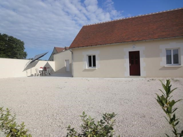 Holiday rentals Chissay-en-Touraine - House - 6 persons - BBQ - Photo N° 1
