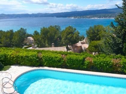 Location vacances Saint-Cyr-sur-Mer -  Maison - 10 personnes - Barbecue - Photo N° 1