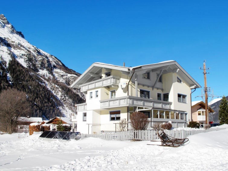 Appartement pour 8 personnes à Längenfeld