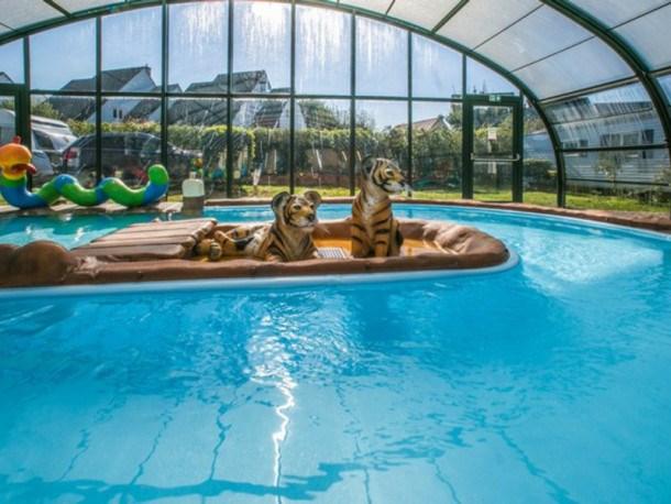 Camping Le Clairmarais - Mobil Home - 6 personnes - 3 chambres