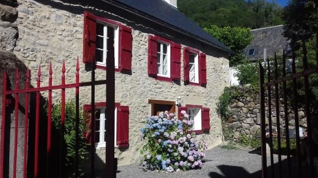 Maison typique Pyrénéenne pour 8 personnes  St Lary Soulan - Vignec