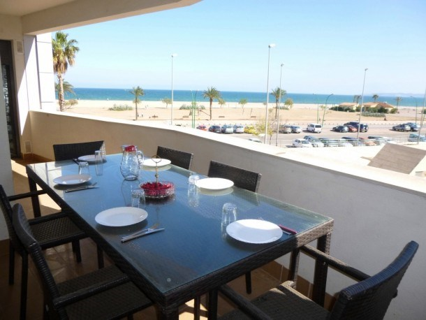 0039-CRISTALL MAR Apartment with community pool and seaview