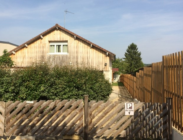 Location vacances Thomery -  Gite - 4 personnes - Barbecue - Photo N° 1