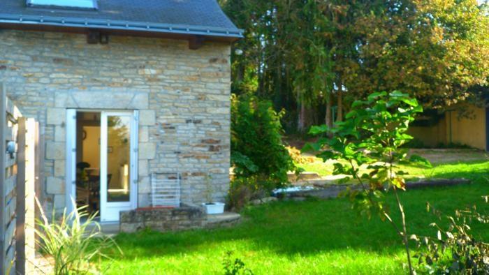 Location vacances Saint-Jean-Brévelay -  Maison - 4 personnes - Barbecue - Photo N° 1