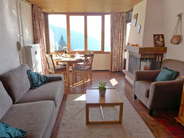 Location vacances Gryon -  Appartement - 4 personnes -  - Photo N° 1