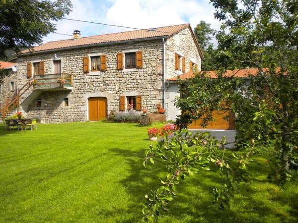 Holiday rentals Saugues - House - 6 persons - BBQ - Photo N° 1