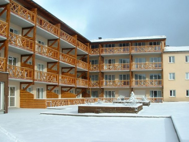 Location vacances Bolquère -  Appartement - 6 personnes - Télévision - Photo N° 1