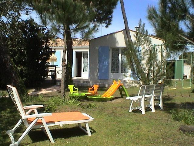 Location vacances Saint-Georges-d'Oléron -  Maison - 5 personnes - Barbecue - Photo N° 1