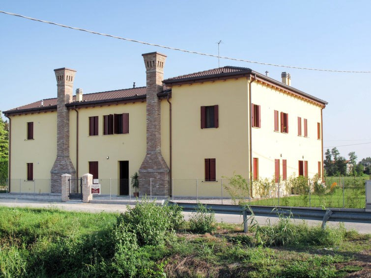 Appartement pour 1 personnes à Ariano nel Polesine