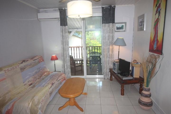 Location vacances Le Tampon -  Appartement - 2 personnes - Salon de jardin - Photo N° 1