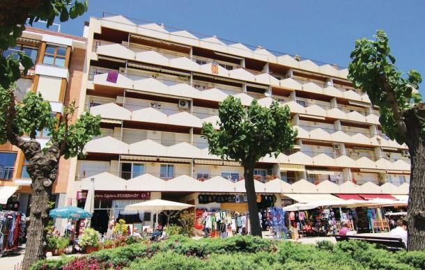 Location vacances Pineda de Mar -  Appartement - 3 personnes - Télévision - Photo N° 1