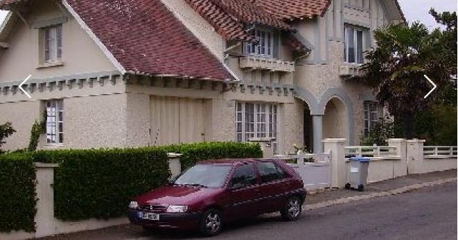 Location vacances Donville-les-Bains -  Maison - 10 personnes - Barbecue - Photo N° 1