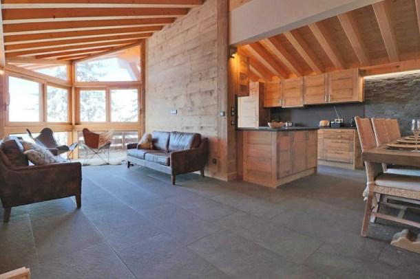 Location vacances La Rosière -  Appartement - 10 personnes - Lave-linge - Photo N° 1