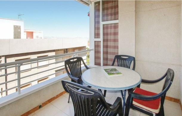 Location vacances Santa Pola -  Appartement - 4 personnes - Télévision - Photo N° 1