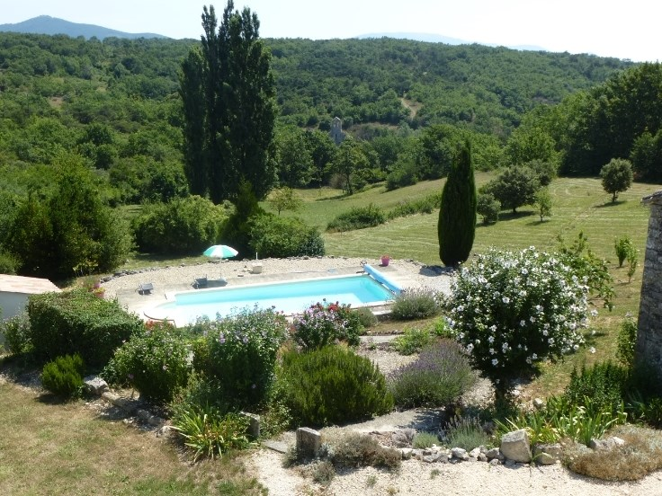 Location vacances Aleyrac -  Maison - 6 personnes - Balcon - Photo N° 1