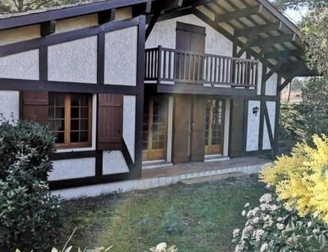 Location vacances Biscarrosse -  Maison - 8 personnes - Télévision - Photo N° 1