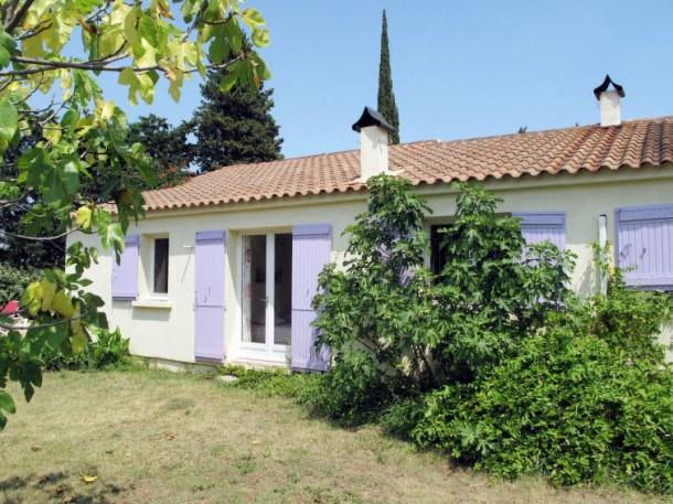 Location vacances Beaucaire -  Maison - 8 personnes - Lecteur DVD - Photo N° 1