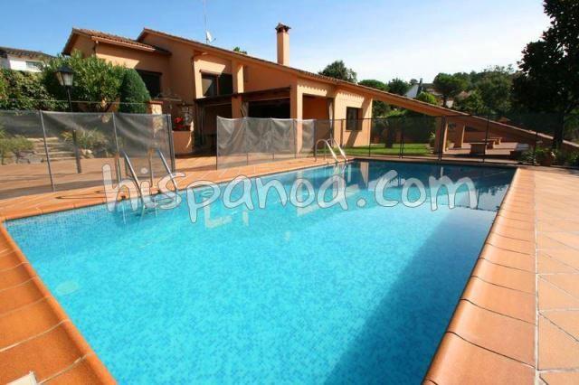 Location villa piscine privée Costa brava - maison 10 personnes |els cip