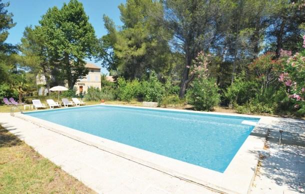 Location vacances Saint-Rémy-de-Provence -  Appartement - 4 personnes - Jardin - Photo N° 1