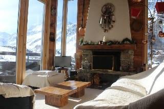 Location vacances Val-d'Isère -  Appartement - 2 personnes - Câble / satellite - Photo N° 1